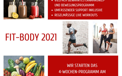 FIT BODY 2021